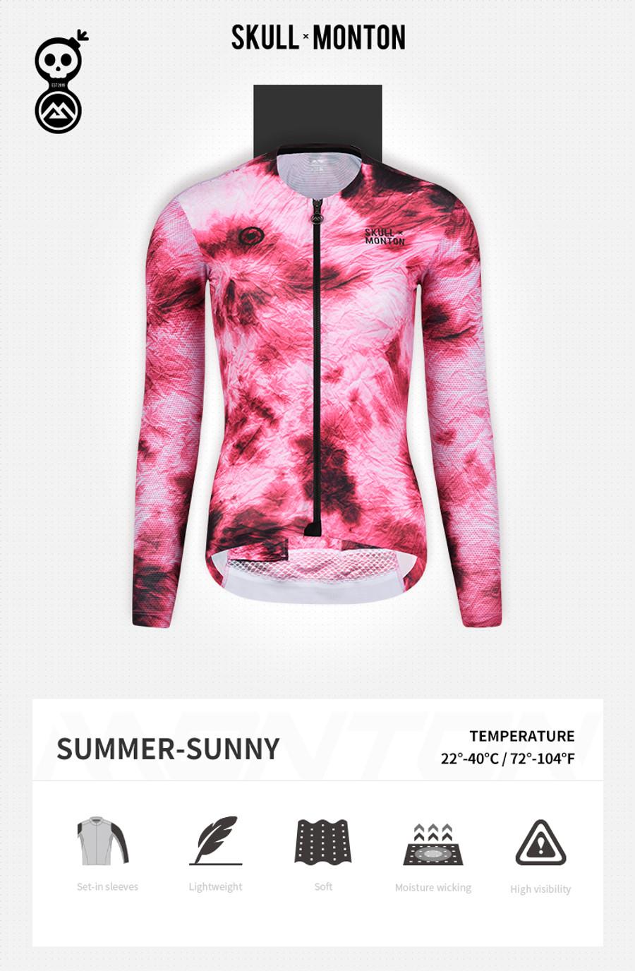 Women's Urban+ Summer l/s Jersey