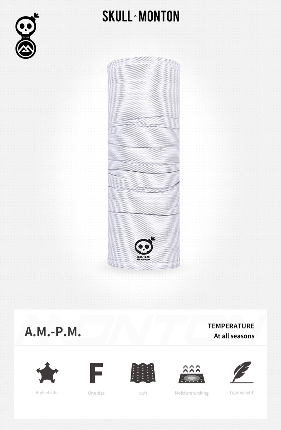 Urban+ a.m. p.m. Multifunctional Head and Neckwear