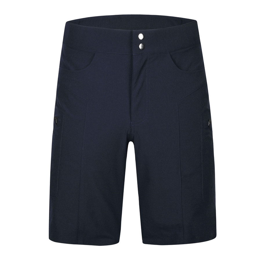 Men's Jankun II MTB Trail and Gravel Shorts - navy blue