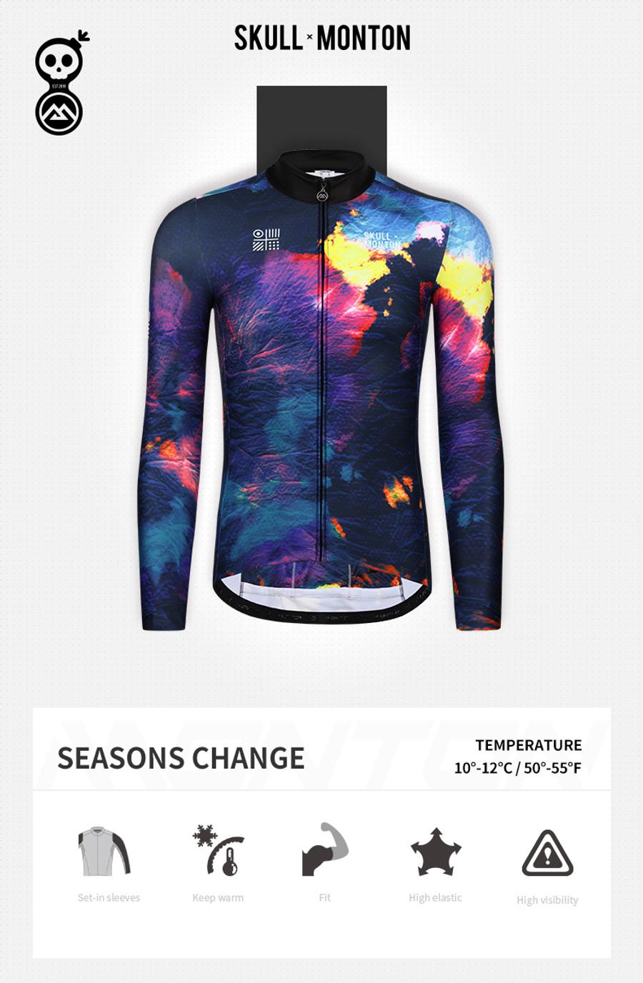 Men's Urban+ Seasons Thermal l/s Jersey