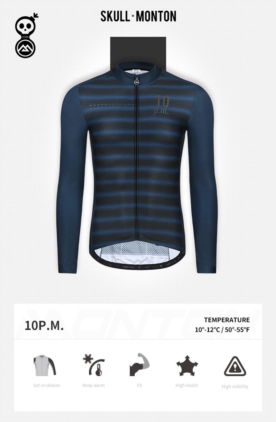 Men's Urban+ 10 p.m. Thermal l/s Jersey