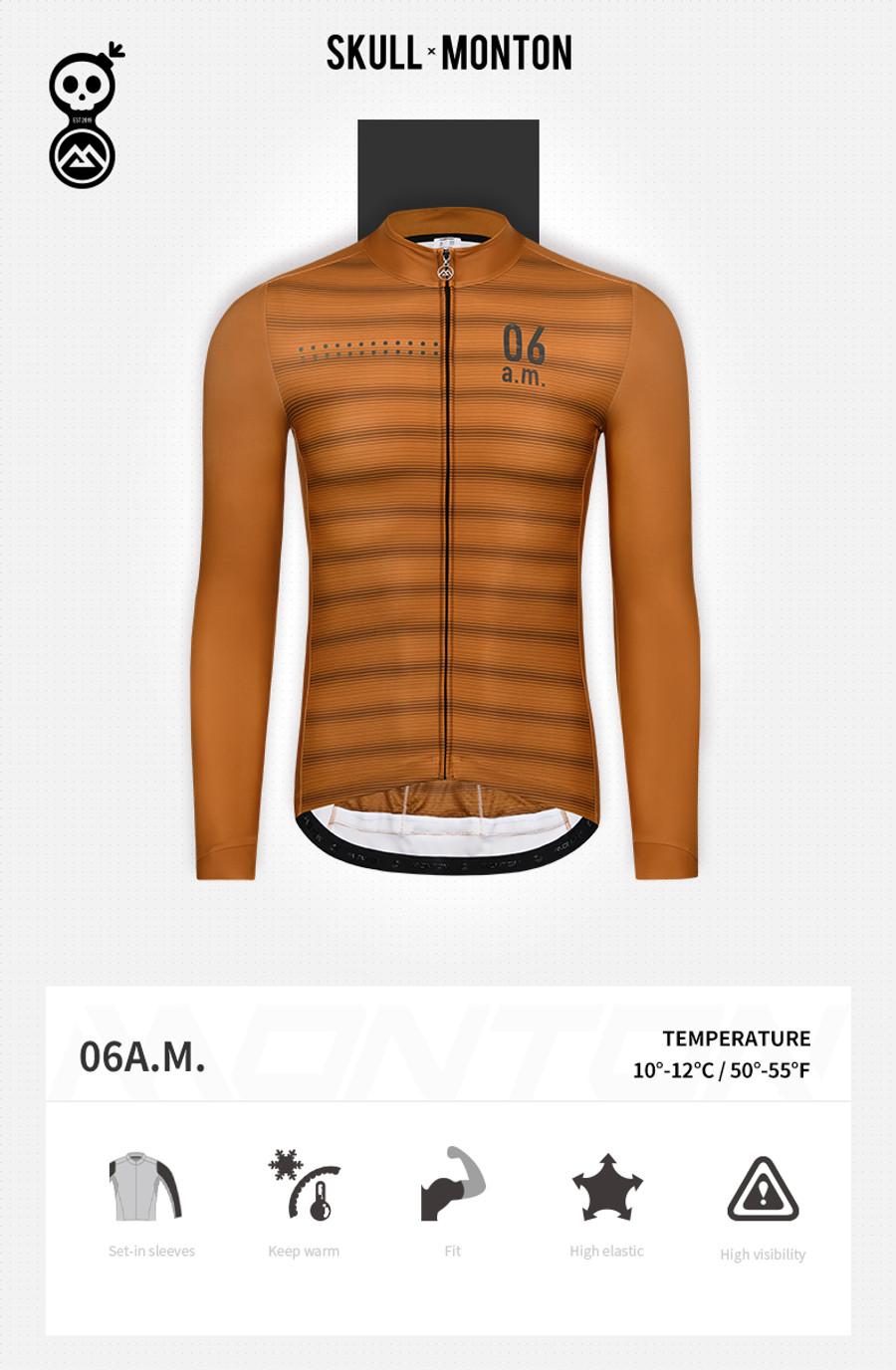 Men's Urban+ 6 a.m. Thermal l/s Jersey