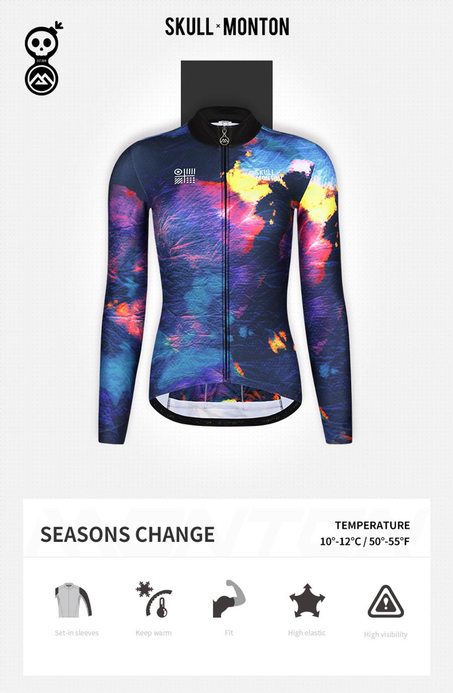 Women's Urban+ Seasons Thermal l/s Jersey