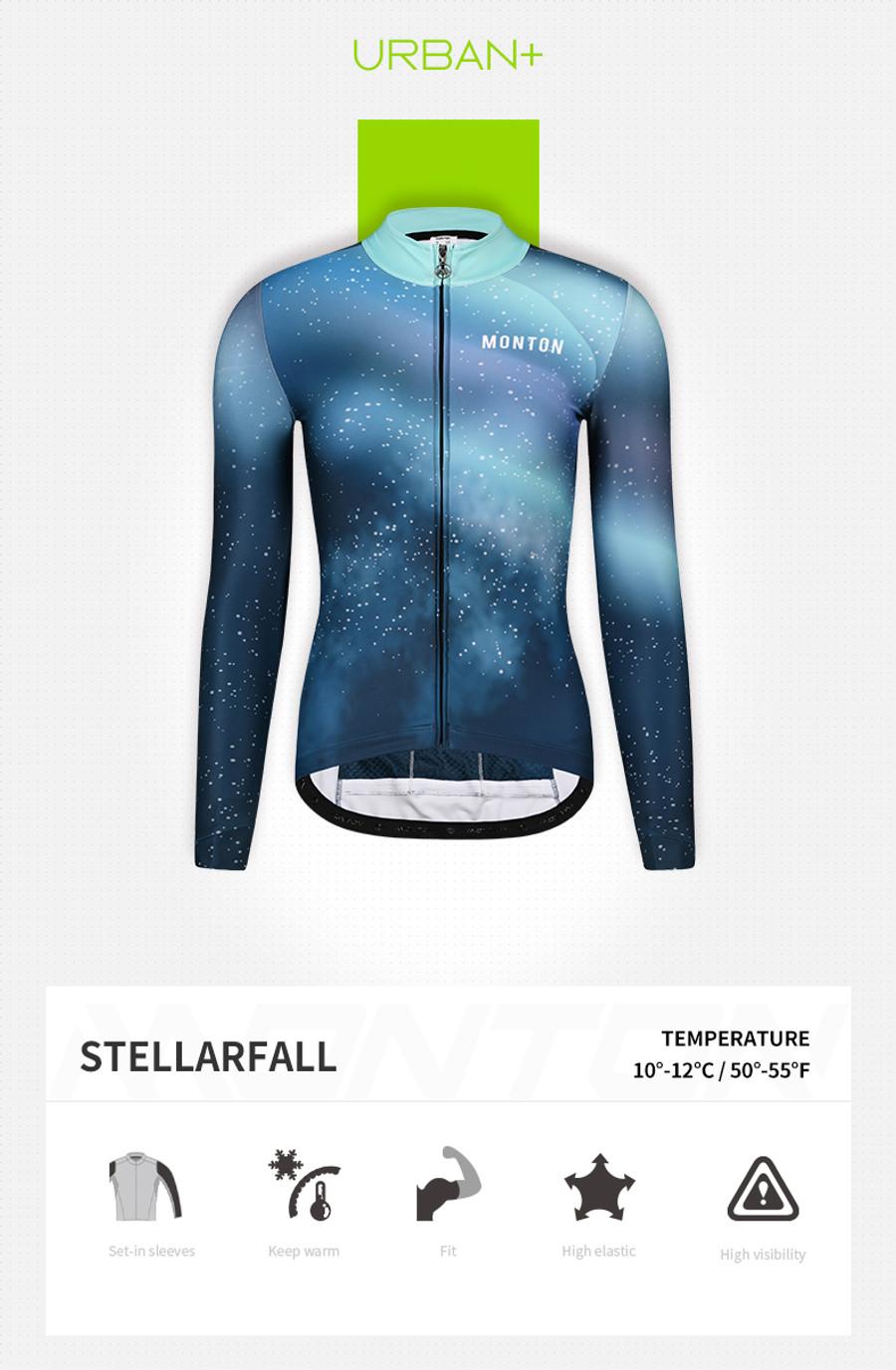 Women's Urban+ Stellar Fall Thermal l/s Jersey