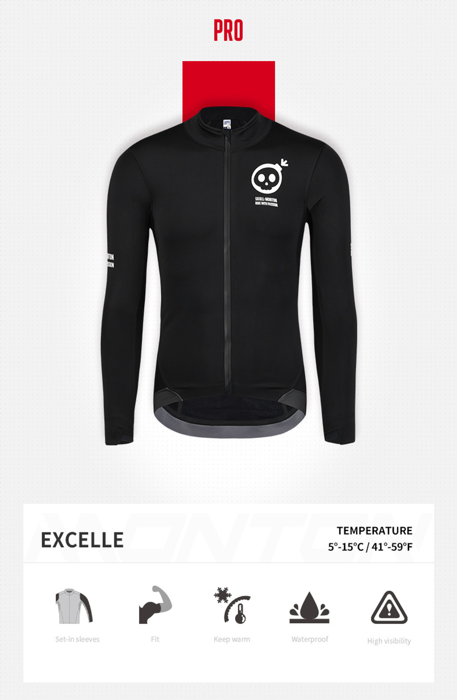 Men's PRO Excelle Thermal Jacket