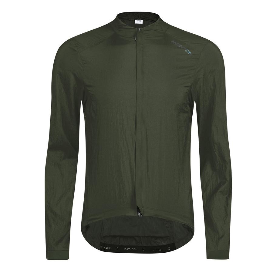 Men's Jattack Lightweight Windbreaker Jacket - green