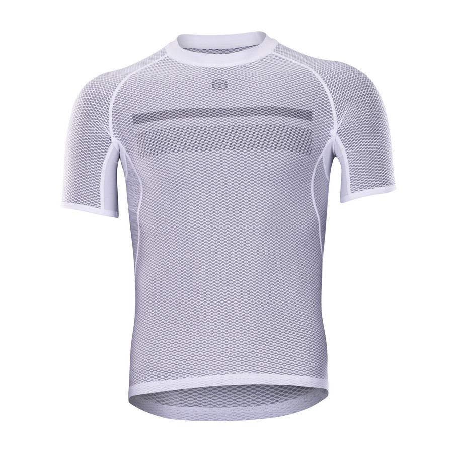 Men's Perseverance S/S Base Layer - white