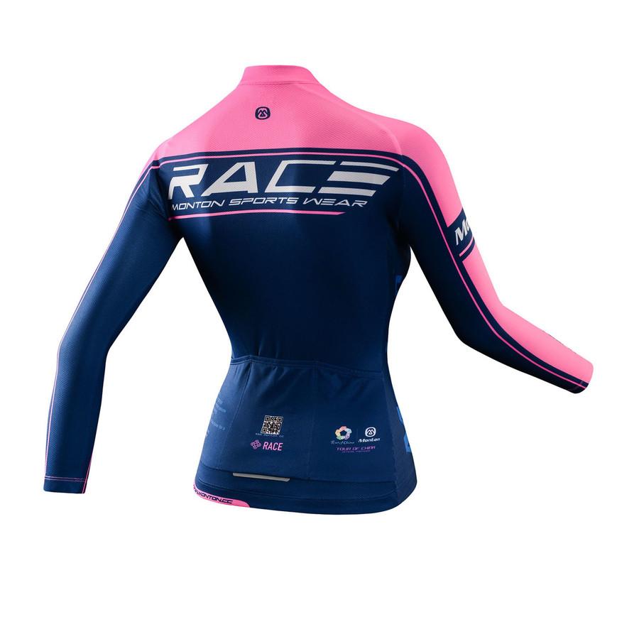 Women's RACE 2017 l/s Jersey