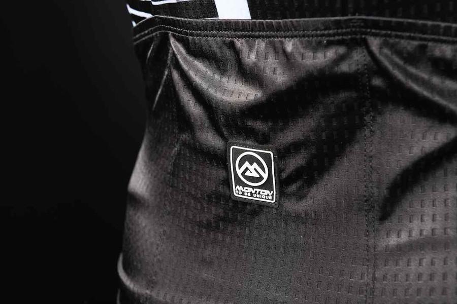Men's 2018 Urban+ Fleeting black S/S Jersey
