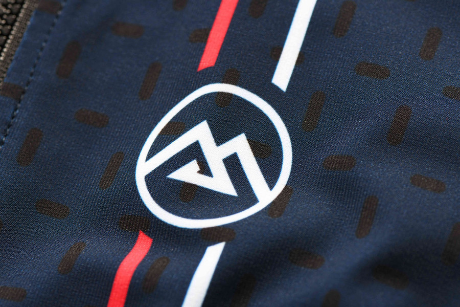 Men's 2018 Pro Venucia deep blue S/S Jersey