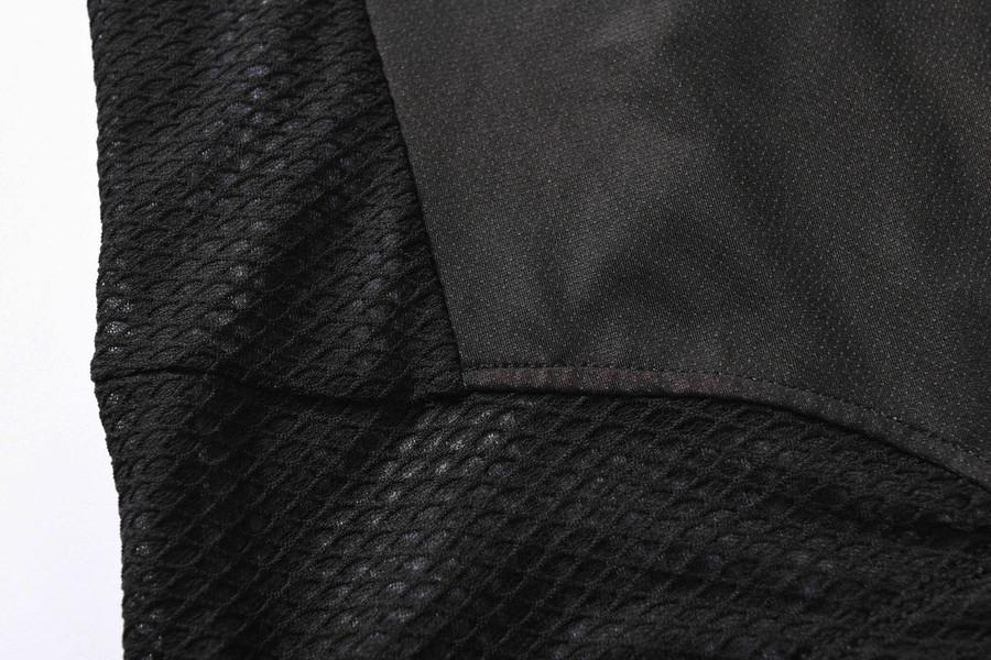 Men's 2018 Urban+ Checkmate black/grey S/S Jersey