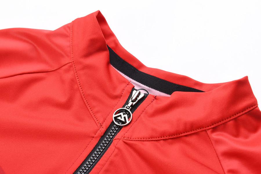 Men's 2018 REVO Admiral (red) S/S Jersey