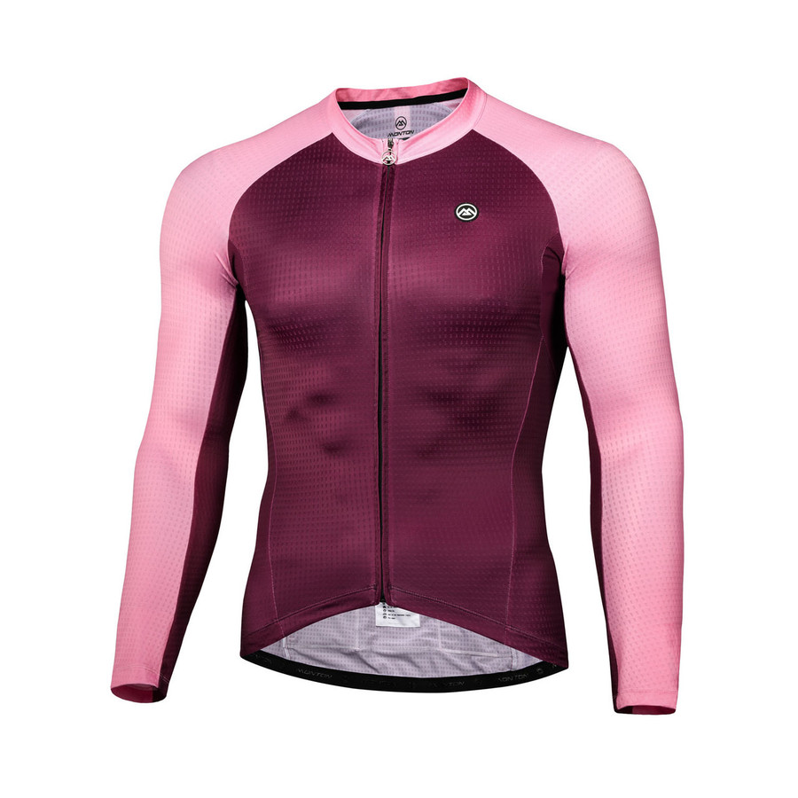 Men's 2018 Urban+ Lejo l/s Jersey - pink