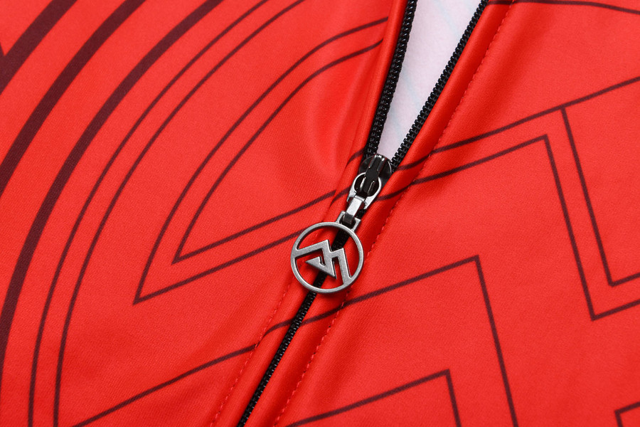 Men's 2018 Urban+ Calabria Thermal Jersey - red