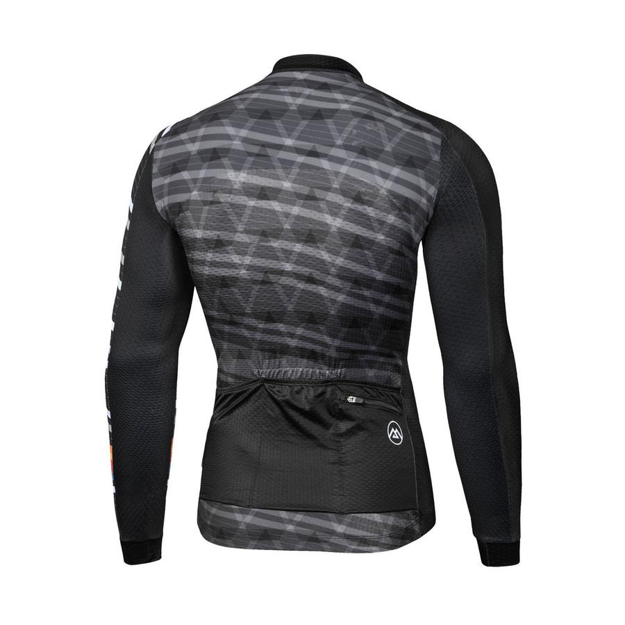 Men's 2018 Pro Aran l/s Jersey - black