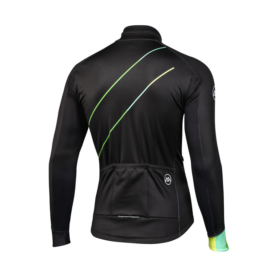 Men's 2018 Urban+ Saje Thermal Jacket - black