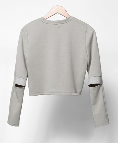 Verona Cropped Sweatshirt *limited edition