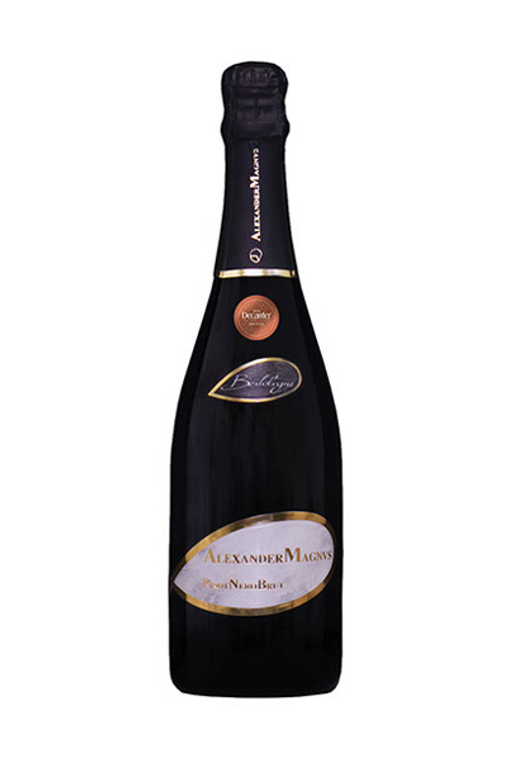 Spumante AlexanderMagnvs  Pinot Nero Brut