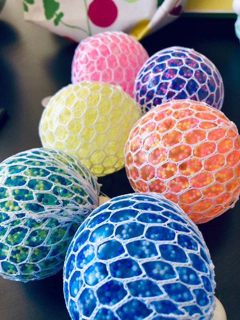 Squeeze Ball Bead