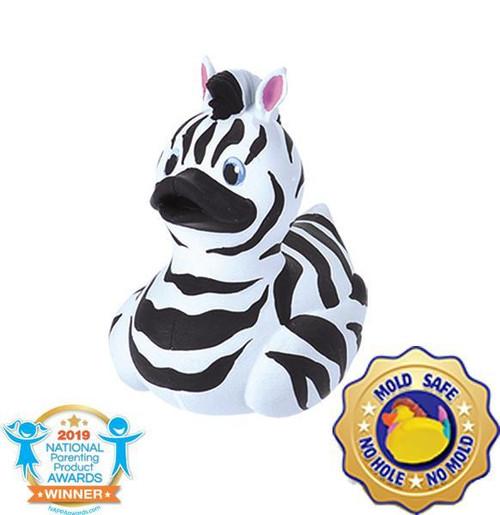 Rubber Duck: Zebra