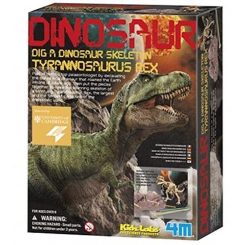 Dig A Dinosaur Skeleton Kit: T-Rex