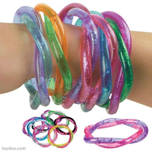 Glitter Twist  Bracelet