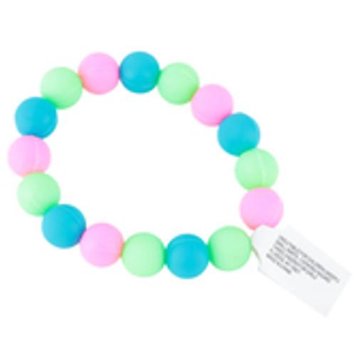 Colorful Ball Stretch Bracelet