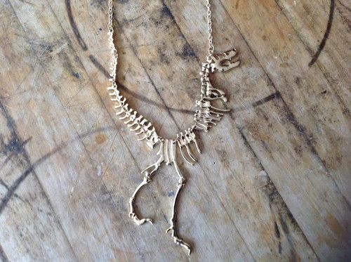 Dinosaur Necklace