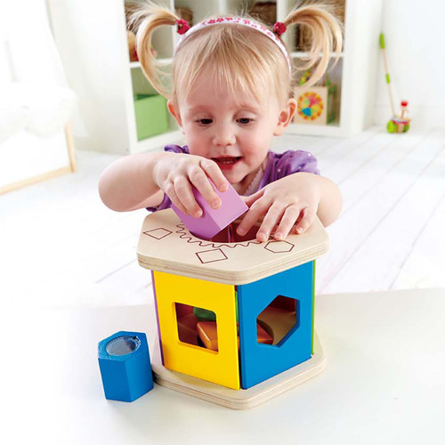 Shake & Match  Shape Sorter