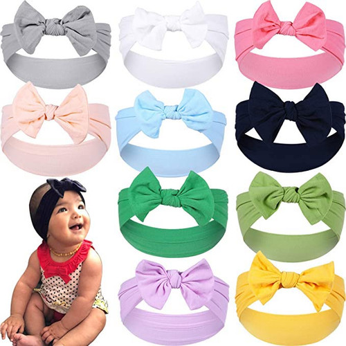 Baby Headbands: Bow