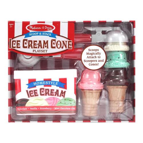 Ice Cream Cone Playset