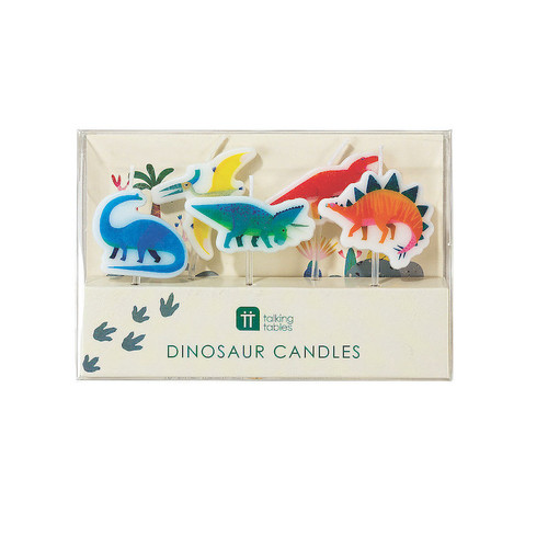 Dino Candles