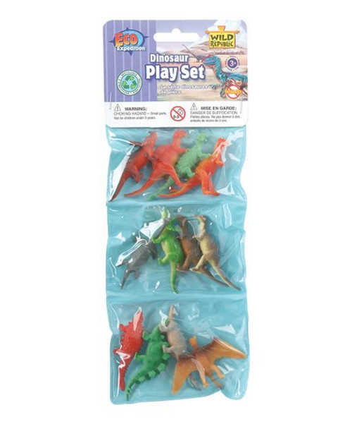 Mini Dinosaurs Playset