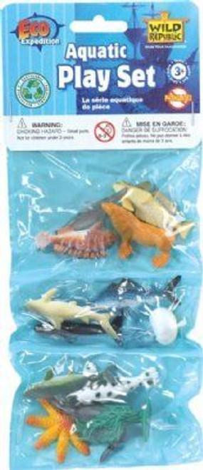 Mini  Aquatic Animals Playset
