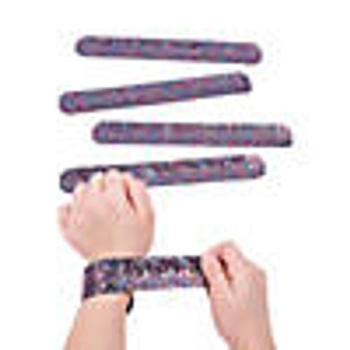 Glitter Slap Bracelet