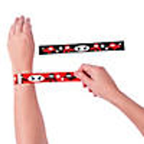 Ninja Slap Bracelets