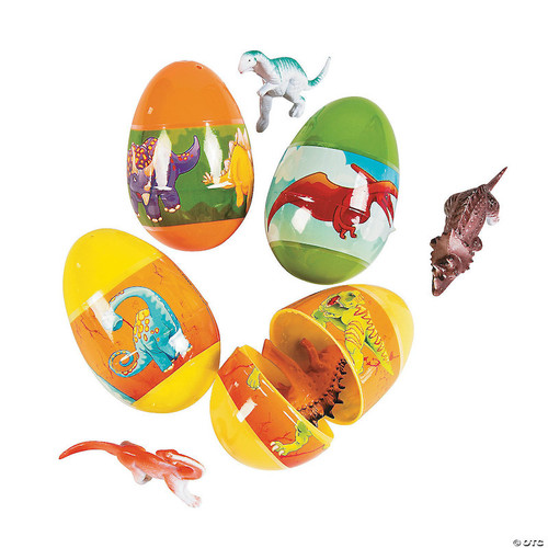 Dino Surprise Easter Eggs