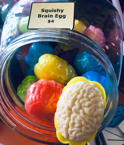 Squishy Brain