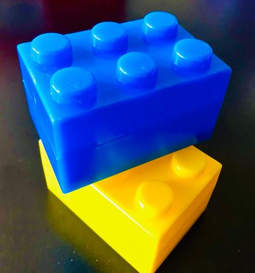 Lego Box: Primary Colors