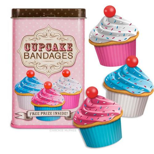 Bandaid: Cupcakes