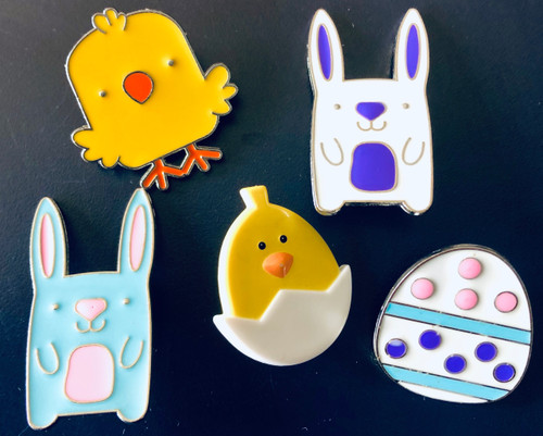 Easter Pin