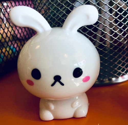 Bunny Pencil Sharpeners