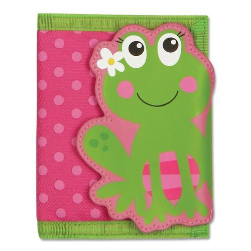 Frog Velcro Wallet