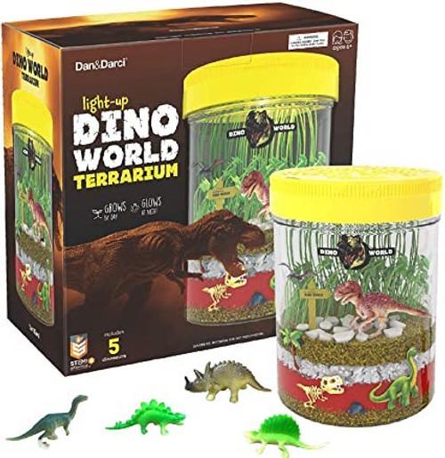 Light Up Dino Terrarium