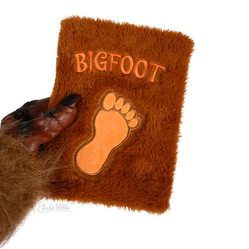 Fuzzy Bigfoot Journal