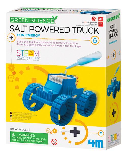 Salt Powered Truck Kit