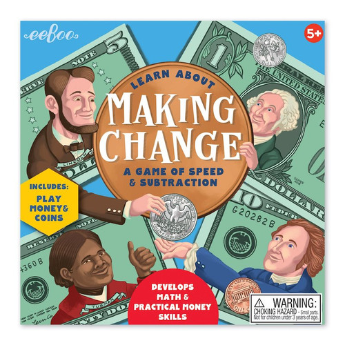 Making Change Game