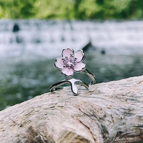 Cherry Blossom Ring