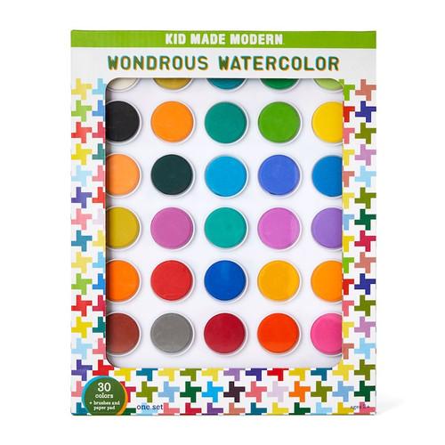 Wonderous Watercolor Kit