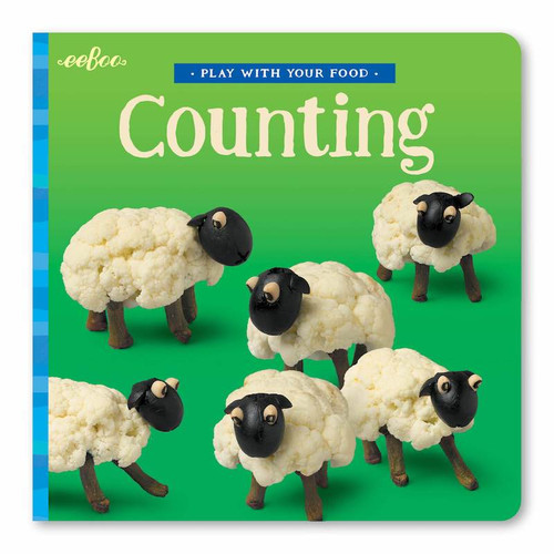 Play With Your Food Counting Board Book